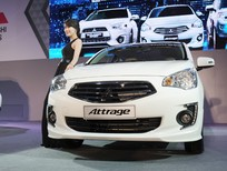 Cần bán xe Mitsubishi Attrage MT eco 2019, nhập khẩu chính hãng, 375 triệu- Đại Lý Mitsubishi Quảng Nam