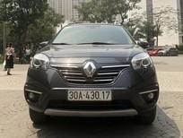 Cần bán xe Renault Koleos 2014, màu xám, xe nhập