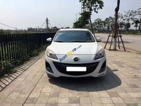 Bán ô tô Mazda 3 1.6 AT sản xuất năm 2010, màu trắng, nhập khẩu nguyên chiếc số tự động, 419 triệu