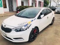 Cần bán Kia K3 1.6AT năm sản xuất 2016, màu trắng giá cạnh tranh