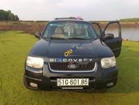 Bán Ford Escape năm 2003, màu đen, nhập khẩu