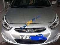 Cần bán xe Hyundai Accent sản xuất năm 2015, màu bạc, xe nhập