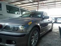 Cần bán gấp BMW 3 Series 318i sản xuất 2004, màu xám chính chủ, giá chỉ 235 triệu