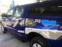 Cần bán lại xe Ford Ranger XLS 4x2 MT năm sản xuất 2015, màu xanh lam, nhập khẩu số sàn, giá tốt