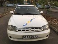 Cần bán gấp Kia Spectra sản xuất 2004, màu trắng, xe nhập, giá 138tr