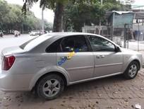 Cần bán lại xe Daewoo Lacetti năm sản xuất 2008, màu bạc