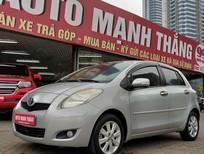 Cần bán xe Toyota Yaris 1.5 2011, màu bạc, nhập khẩu nguyên chiếc