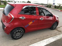 Bán Kia Morning 1.0AT sản xuất 2012, màu đỏ, xe nhập, 250tr
