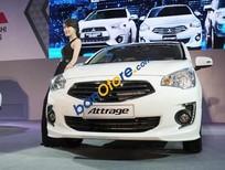 Bán xe Mitsubishi Attrage MT Eco năm sản xuất 2019, màu trắng, xe nhập