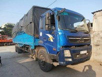 Bán xe Cửu Long 13 - 15 tấn sản xuất 2015, màu xanh lam