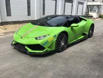Bán ô tô Lamborghini Huracan 610LP sản xuất 2014, màu xanh lục, xe nhập như mới