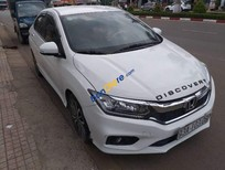 Bán Honda City CVT sản xuất 2017, màu trắng như mới