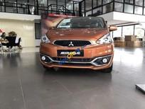 Bán ô tô Mitsubishi Mirage CVT sản xuất năm 2019, nhập khẩu nguyên chiếc, giá chỉ 450 triệu