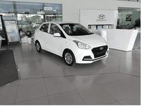 Bán xe Hyundai Grand i10 basic năm sản xuất 2019, màu trắng, giá chỉ 350 triệu