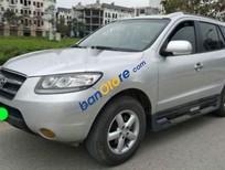 Cần bán lại xe Hyundai Santa Fe năm 2009, màu bạc, nhập khẩu Hàn Quốc