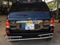 Cần bán gấp Ford Escape năm sản xuất 2001, màu đen