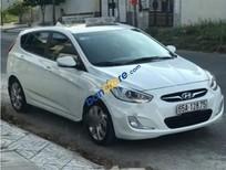 Bán Hyundai Accent màu trắng, đời 2013, số tự động