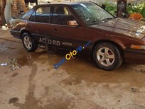 Cần bán xe Honda Accord năm sản xuất 1988, màu nâu