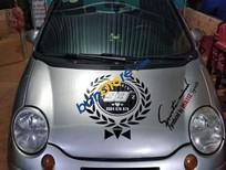 Xe cũ Daewoo Matiz SE năm sản xuất 2004, màu bạc