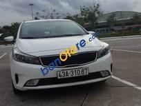 Cần bán lại xe cũ Kia Cerato 1.6MT sản xuất năm 2017, màu trắng