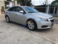 Cần bán xe cũ Chevrolet Cruze LS sản xuất 2014, màu bạc