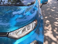 Cần bán gấp Ford EcoSport Titanium AT model 2018, màu xanh lam