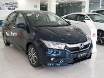 Cần bán xe Honda City sản xuất năm 2019, màu xanh lam, 559tr