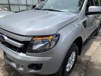 Bán Ford Ranger XLS MT 2015, màu bạc, xe nhập