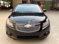 Cần bán xe Chevrolet Cruze LS sản xuất 2011, màu đen, số sàn