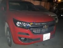 Cần bán lại xe Chevrolet Colorado năm 2017, màu đỏ, xe nhập số sàn