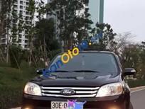 Bán Ford Escape 2.3 AT sản xuất năm 2009, màu đen, chính chủ