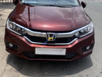 Bán xe Honda City 1.5Top sản xuất 2018, màu đỏ, giá chỉ 590 triệu