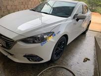 Bán ô tô Mazda 3 1.5AT năm 2016, màu trắng, giá tốt