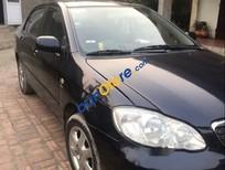Cần bán xe Toyota Corolla altis 1.8 sản xuất 2004, màu đen chính chủ, giá tốt