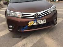 Xe Toyota Corolla altis 1.8G năm sản xuất 2015, màu nâu như mới
