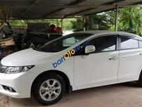 Bán xe Honda Civic 1.8AT năm 2014, màu trắng, giá chỉ 615 triệu