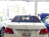 Cần bán gấp Mercedes E200 sản xuất 2014, màu trắng, xe nhập