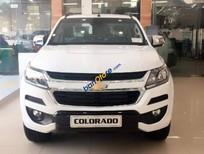 Cần bán Chevrolet Colorado LTZ sản xuất năm 2018, màu trắng, xe nhập, giá 769tr