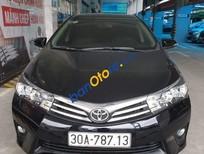 Bán Toyota Corolla altis sản xuất 2015, màu đen