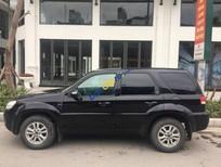 Cần bán lại xe Ford Escape sản xuất 2010, màu đen