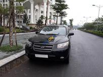 Bán xe Hyundai Santa Fe MLX sản xuất năm 2007, màu đen, nhập khẩu Hàn Quốc chính chủ