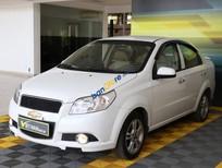 Cần bán Chevrolet Aveo LTZ 1.4AT sản xuất năm 2018, màu trắng