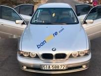 Xe BMW 5 Series 525i sản xuất 2002, màu bạc