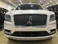 Cần bán Lincoln Navigator Black Label năm sản xuất 2018, màu trắng, nhập khẩu