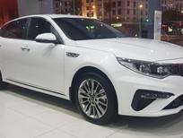 Cần bán Kia optima 2.0 AT 2019, màu trắng, giá chỉ 789 triệu
