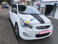 Cần bán gấp Hyundai Accent năm 2016, màu trắng, xe nhập