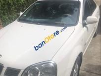 Bán xe Daewoo Lacetti MT sản xuất 2004, màu trắng, xe nhập