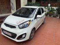 Cần bán xe Kia Morning Van sản xuất 2012, màu trắng, xe nhập, giá tốt