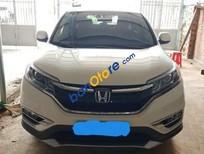Bán xe Honda CR V 2.4AT năm sản xuất 2017, màu trắng giá cạnh tranh