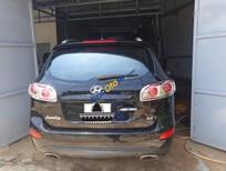 Bán ô tô Hyundai Santa Fe SLX sản xuất năm 2009, màu đen, nhập khẩu chính chủ